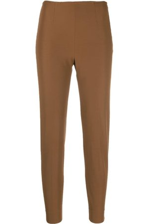 PT01 Cropped slim-fit trousers