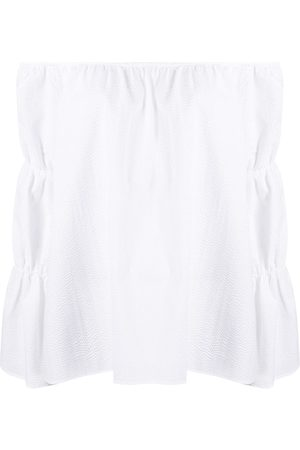 FEDERICA TOSI Off-the-shoulder blouse
