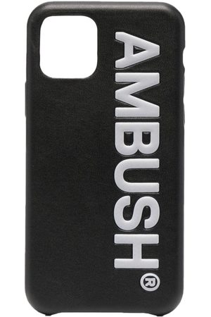 AMBUSH IPHONE 11 PRO M LOGO AMB CASE BLACK TOFU
