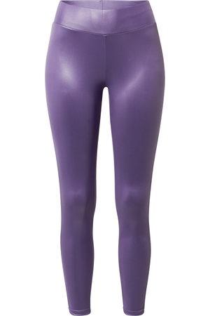 Urban classics Legíny 'Ladies Imitation Leather Leggings