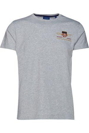 GANT Tričko Archive Shield Emb Ss T-Shirt