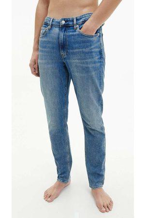 Calvin Klein Muži Džíny - Pánské modré džíny