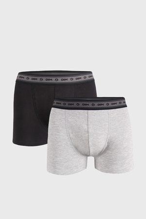 Dim 2 PACK šedočerných boxerek Ecosmart