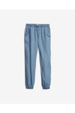 GAP Dívky Kapsáče - V-Cargo Kalhoty dětské