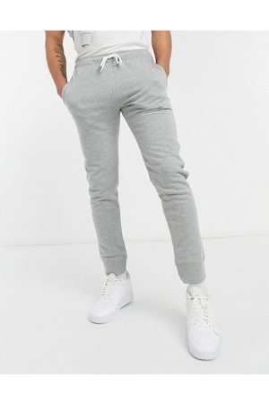 Champion Muži Tepláky - Small logo joggers in grey