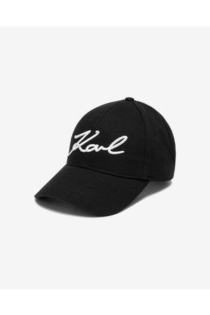 Karl Lagerfeld Signature Kšiltovka