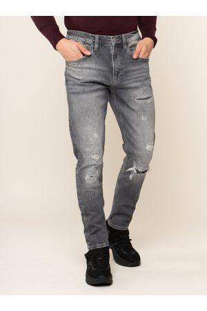 Tommy Hilfiger Pánské šedé džíny