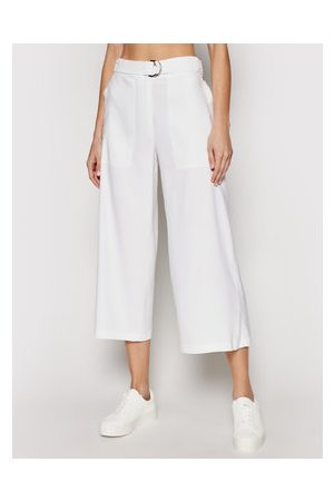 Calvin Klein Ženy Culottes - Kalhoty culottes