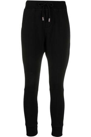 Dsquared2 Ženy Tepláky - Drawstring stretch-fit track pants