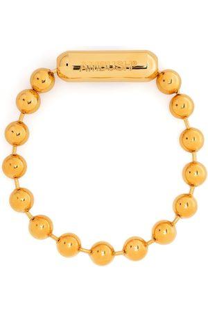 AMBUSH L ball chain bracelet