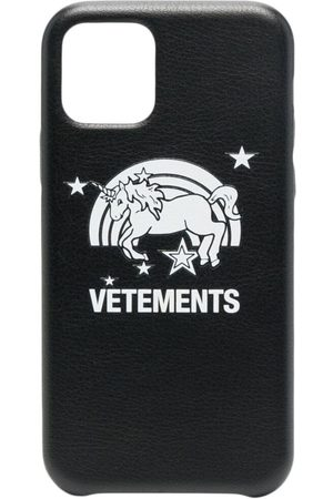 Vetements Unicorn-print iPhone 11 Pro case