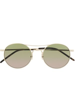 Saint Laurent SL421 round-frame sunglasses