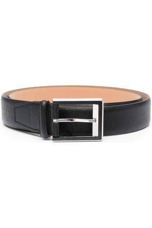 Calvin Klein Muži Pásky - Debossed monogram logo belt