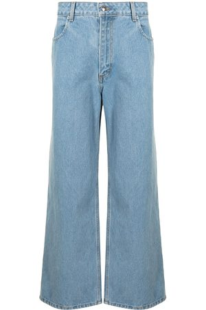 ECKHAUS LATTA Muži Rovné nohavice - Straight-leg denim jeans