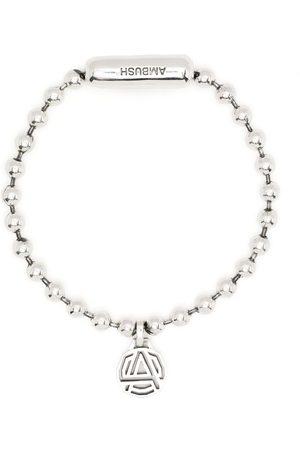 AMBUSH Muži Náramky - Emblem charm bracelet