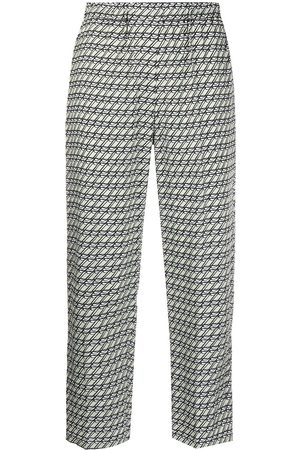 CHRISTIAN WIJNANTS All-over print trousers