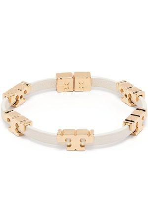 Tory Burch Ženy Náramky - Serif-T single bracelet