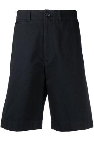 Gucci Muži Bermudy - Logo-patch bermuda shorts