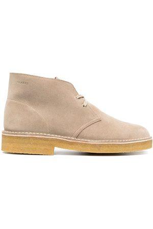 Clarks Muži Šněrovací - Classic desert boots