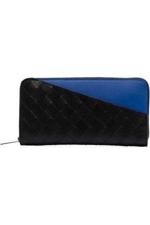 Bottega Veneta Intrecciato long wallet