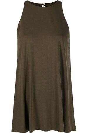 ALEXANDRE VAUTHIER Ženy Zavazování za krk - Longline halterneck blouse
