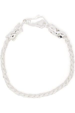 EMANUELE BICOCCHI Náramky - Ice braided bracelet