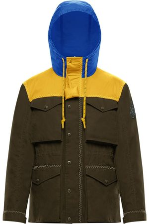 J.W.Anderson Muži Bundy - X Moncler Leyton hooded jacket