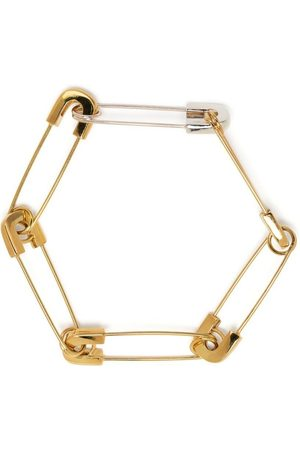 AMBUSH Náramky - Safety pin-link bracelet