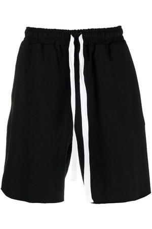 Alchemy Muži Kraťasy - Stretch-cotton drawstring shorts