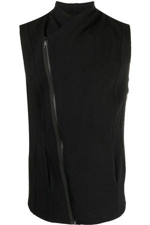 Alchemy Zipped cotton-blend waistcoat