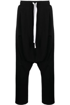 Alchemy Muži Strečové - Stretch-cotton drop-crotch trousers