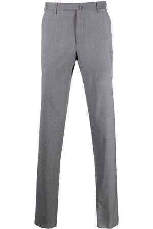 Incotex Muži Společenské - Slim-cut tailored trousers