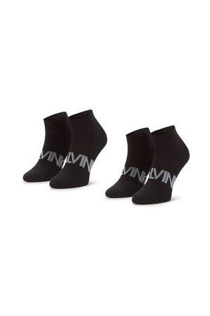 Calvin Klein Sada 2 párů pánských nízkých ponožek