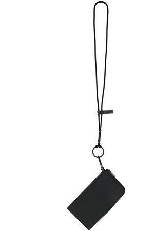 Maison Margiela Muži Peněženky - Four-stitch lanyard wallet
