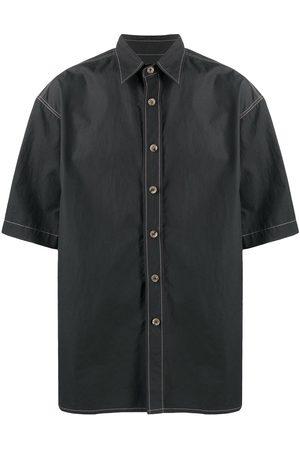Nanushka Muži S krátkým rukávem - Alain short-sleeved shirt