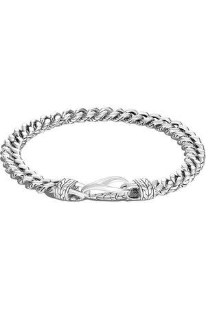 John Hardy Muži Náramky - Asli Classic Chain silver 7mm curb link bracelet