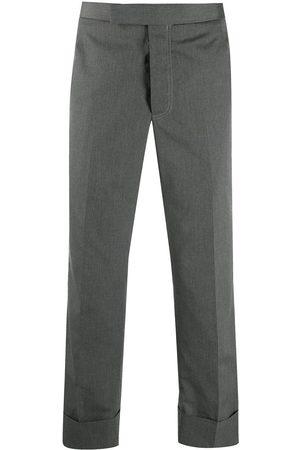 Thom Browne Muži Společenské - Cropped tailored trousers