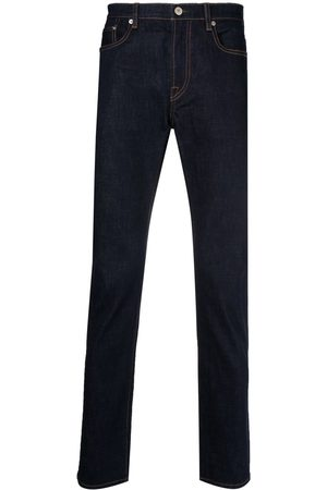 Paul Smith Mid-rise slim fit jeans