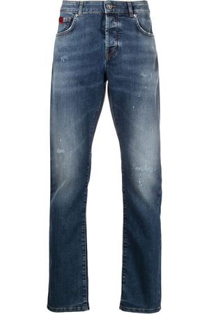 John Richmond Muži Rovné nohavice - Straight leg denim jeans