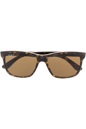 Ray-Ban Caribbean rectangular sunglasses