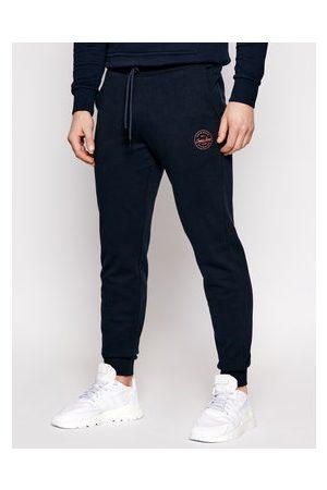 JACK & JONES Muži Tepláky - Teplákové kalhoty
