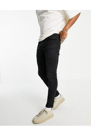 Pull&Bear Super skinny jeans in grey