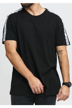 Calvin Klein Muži Trička - Pánské tričko KM0KM00607 L