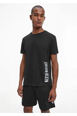 Calvin Klein Muži Trička - Pánské tričko KM0KM00604 L