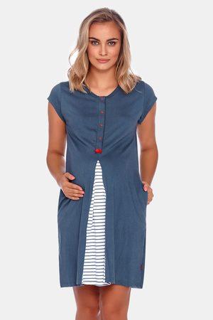 Doctor Nap Mateřská kojící košilka Arco Blue