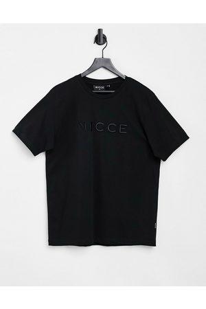 Nicce London Mercury t-shirt in black