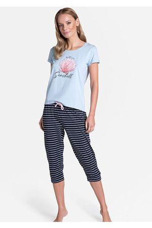 HENDERSON BARACCO Ženy Tepláky na spaní - Dámské pyžamo 38897 L