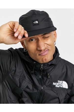 The North Face Street 5 Panel cap in black