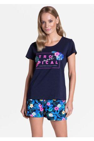 Henderson Ženy Tepláky na spaní - Dámské pyžamo 38905 L