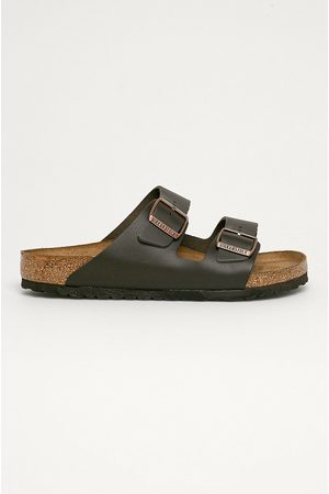 Birkenstock Muži Pantofle - Kožené pantofle Arizona